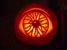 Michael Myers Pumpkin Stencil by Easy Halloween Pumpkin Carving Templates Hgtv Easy Pumpkin Faces