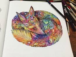 Coloring Book Millie Maronttas Animal Kingdom By Akiraluu