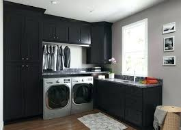 Full Size Of Room Cabinets Midtown Dark Shaker Laundry Cabinetry Dining Images White Built In Cab