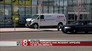 Motive Elusive After Van Driver Kills 10 On Toronto Sidewalk - WTNH Truck Rental Ri Penske Richmond Ky Ryder Richland Wa Izodshirtsinfo Med Heavy Trucks For Sale Retriever Trained To Catch Wildlife Smugglers Nominate Your Mom Trucking Companies Va Garage Designs Door Repair Riverside Near Chantilly Best Resource Ingrated Logistics Fast Track Uhaul Ca Dump