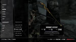 Unofficial Morrowloot Skyrim Overhaul at Skyrim Nexus mods and