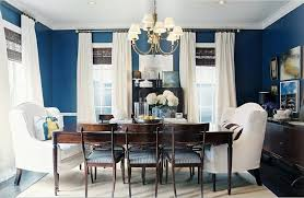 Interior Dining Room Color Ideas Amazing Blue More 5 Luxury Inside 29 From