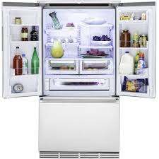 48 Cabinet Depth Refrigerator by French Door Refrigerators Pacific Sales