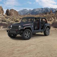 2017 Jeep Wrangler Unlimited - Limited Edition Vehicles