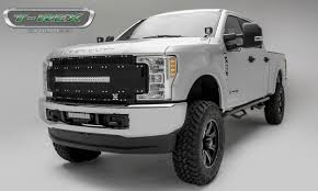 T-REX Ford Super Duty - TORCH-AL Series - Main Replacement Grille ... 300w 52 Curved Work Led Light Bar Fog Driving Drl Suv 4wd Boat 20 630w Trirow Cree Combo Truck Atv 53 Razor Extreme Lightbarled Light Barsled Outfitters Chevy Ck Roof Mount For Inch Curved 8998 92 5 Function Trucksuv Tailgate Brake Signal Reverse 052015 Toyota Tacoma 40inch Rack Avian Eye Tir Emergency 3 Watt 63 In Tow Light Rough Country Black Bull W For 0717 50inch Philips Flood Spot Lamp Offroad 13inch Double Row C3068k Big Machine Isincer 7 18w Automotive Waterproof Car