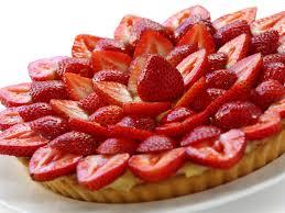 dessert aux fraises tarte aux fraises facile recette de tarte aux fraises facile