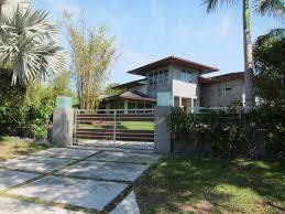 100 Modern Miami Homes Pool View Of A Home House