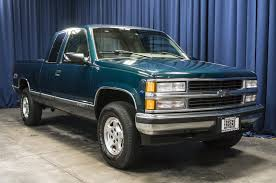 Used 1996 Chevrolet Silverado 1500 4x4 Truck For Sale - 36937A 1996 Chevrolet Ck 1500 Series Information And Photos Zombiedrive Gmc Sierra Questions 1994 4l60e Transmission Shifting Chevy Silverado On 24 2 Crave No 7 With 2953524 Lexani Tires C3500hd 08400 A Express Auto Sales Inc Trucks Fesler Impala Ss For Sale Used 4x4 Truck 36937a It Would Be Teresting How Many Z71 Ls1tech Camaro Febird Forum Chevroletgmc Utility Service Getting A Youtube Ctennial Edition 100 Years Of How To Increase Fuel Mileage 88