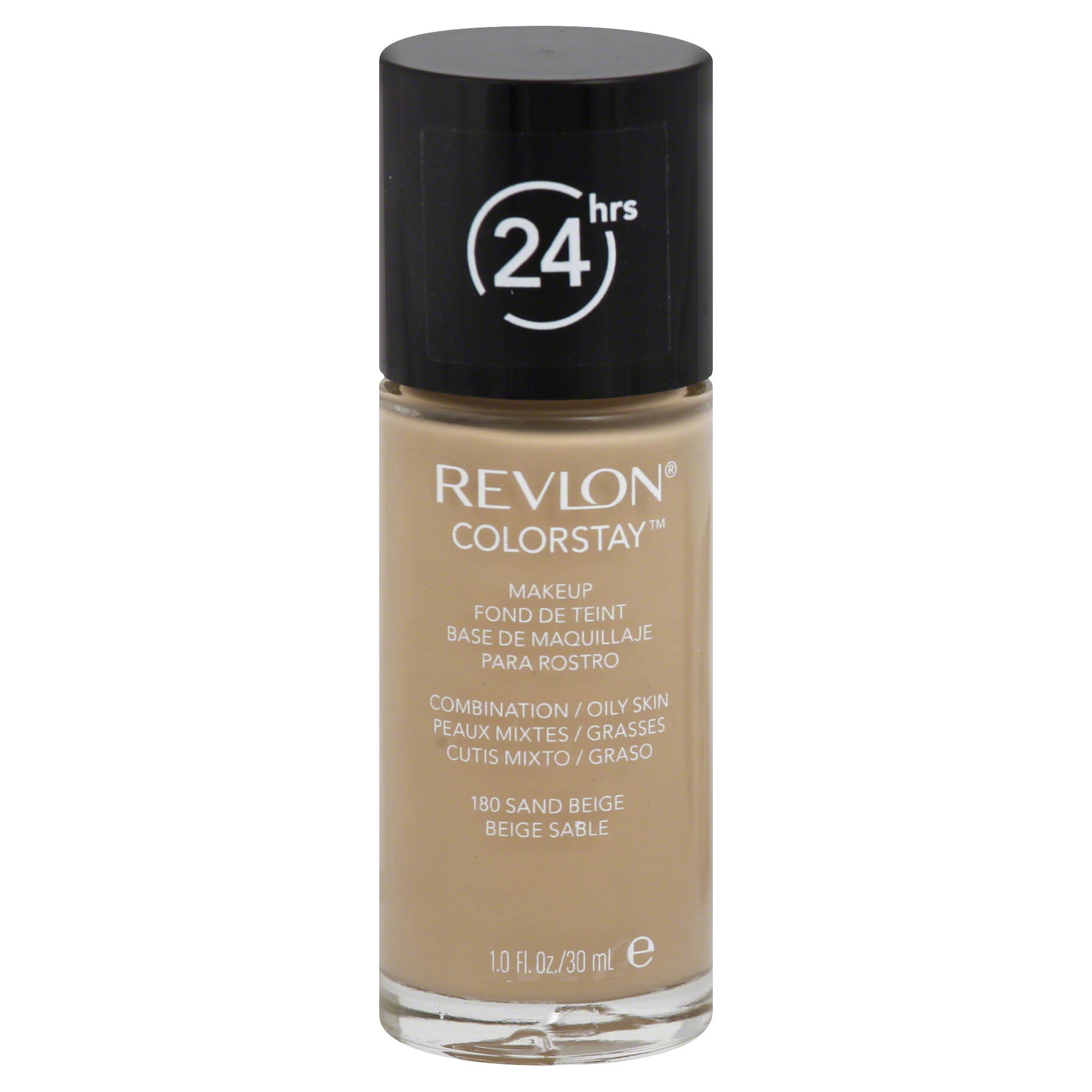 Revlon Colorstay Makeup Foundation for Combination or Oily Skin - Sand Beige