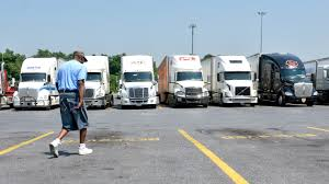 A Good Living But A Rough Life': Trucker Shortage Holds US Economy ...
