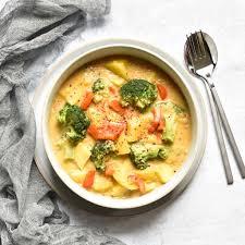 kartoffel brokkoli curry mit linsen und kokosmilch all in
