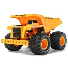 100 Tamiya Truck 124 XB Heavy Dump 4WD RTR GF01 TAM57890 RC