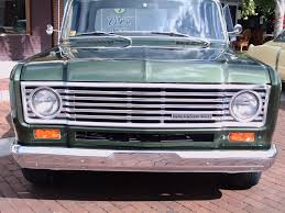 1974 International PickUp Truck GrnWht Eustis042713 - YouTube
