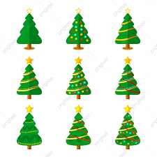 Christmas Tree Face Painting Designs
