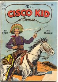 Cisco Kid Four Color Comics 292 1950 Dell 1st Issue Robert