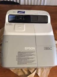 epson brightlink 455wi 3lcd wxga interactive projector tested