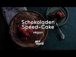 einfacher veganer schokoladenkuchen ohne mixer 1 schüssel