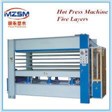 china mz100t model furniture hydraulic cold press machine wood