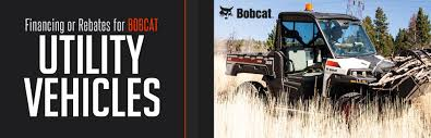 100 Truck Rebates Bobcat Financing Or For Bobcat Utility Vehicles Luxemburg