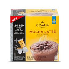 Image Of Mocha Latte Box
