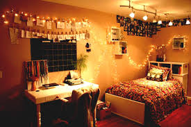 Bedroom Ideas For Teenage Girls Tumblr With Lights Decoration