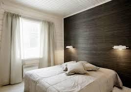 kleine schlafzimmer einrichten und gestalten mit akzentwand