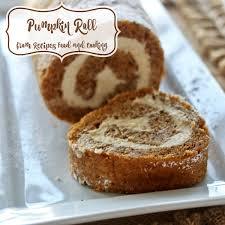 Libby Pumpkin Roll Recipe roll