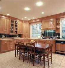 pretty kitchen recessed lights featuring ceiling downlights and