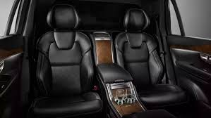 Luxury Suv With Second Row Captain Chairs by Does The Xc90 Have Captain U0027s Chairs Quora