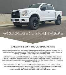 Woodridge Custom Trucks - Woodridge Ford
