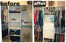 Small Closet Organization Ideas In Perky Organizer System Diy