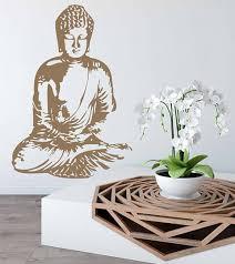 wandtattoos bilder und deko mit buddha trenddekok ch