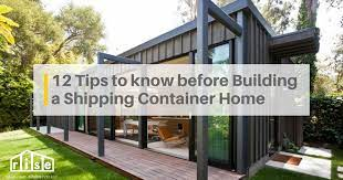 104 Building A Home From A Shipping Container 12 Tips You Need To Know Before