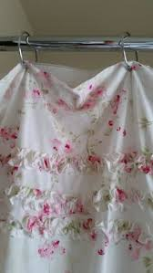 Simply Shabby Chic Curtains Ebay by Rachel Ashwell Simply Shabby Chic Pink Floral Toile Fabric Shower