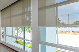 plissee transparent wohnzimmer caseconrad
