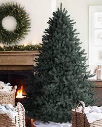 Balsam Hill Premium Artificial Christmas Trees by Terrific Balsam Hill Blue Spruce Wondrous 75 Artificial Christmas