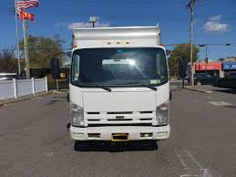 100 14 Foot Box Truck Isuzu 2011 For Sale Exterior Color White