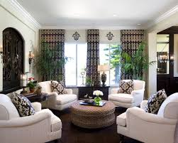 Modern Traditional Home Living Room Robeson Design DMA Homes