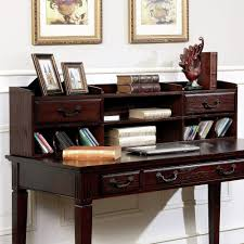 Wayfair Desks With Hutch by Darby Home Co Appleby Transitional Writing Desk With Hutch Wayfair