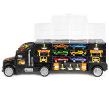 100 Matchbox Car Carrier Truck Best Choice Products Kids 2Sided Transport Rier Semi