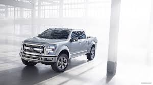 2013 Ford Atlas Concept - Front | HD Wallpaper #4