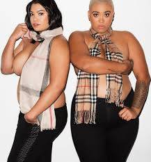 Plus Size Women Recreated High Fashion Ads And The Results Were