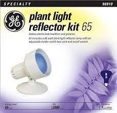 ge lighting 44848 65 watt plant light reflector kit