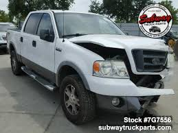 100 2006 Ford Truck Used Parts F150 FX4 54L 4x4 Subway Parts Inc