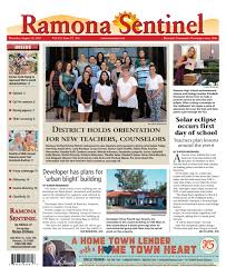 Ramona Sentinel 08 17 17 By MainStreet Media - Issuu Cinderella By Mills Publishing Inc Issuu Chkd Kidstuff Spring 2014 Childrens Hospital Of The Kings 2007 Alpha Phi Quarterly Intertional Mamma Mia Promising Magazine May 2017 Medical Center Created At 20170319 0928 Coent Posted In 2016 Opus Research Creativity Ipfw About Paige Etcheverrybarnes Law Office Rodpedersencom January 2011 The Drew Forum Mark Your Calendars Pdf