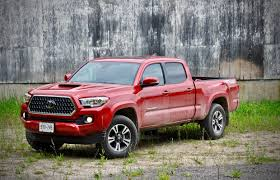 100 Toyota Truck Reviews Five Things We Like And Dislike About The 2018 Tacoma