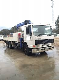 Volvo FL7 Flat Bed Water/Crane Truck Australia | Equipment Hub ... Used Straight Trucks For Sale In Georgia Box Flatbed Used 2004 Dodge Ram 3500 Flatbed Truck For Sale In Az 2308 2001 Ford F650 Al 3121 China 2 Axle 15 Tons Expandable Low Bed Truck Lorry Sale Hillsboro Trailers And Truckbeds Pickup For Newz Tow In Ohio Precious Ford 8000 2012 F250 2951 Steel Beds Best Resource Kenworth T800 Ga 1796 97 Chevy Stake Body Wlift Gate Runs Great Sold See What U Texas Fleet Sales Medium Duty