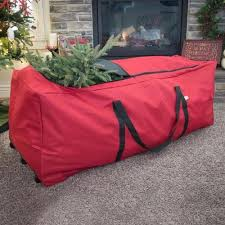 Christmas Tree Storage BagsSantas Bags Rolling Bag