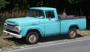 File:1959 Ford F-100 Flareside Truck.jpg - Wikimedia Commons 1958 To 1960 Ford F100 For Sale On Classiccarscom 1959 Panel Van Chevrolet Apache Retyrd Photo Image Gallery Sold Custom Cab For Sale Nice Project Pickup Truck Stock Royalty Free 139828902 Cruisin Smooth In This Fordtruckscom Chevy 350 Runs Classic Other Hot Rod Network Big Window Short Bed File1959 Flareside Truckjpg Wikimedia Commons 341 Truck Zone 8jpg 32642448 Blue Oval 571960