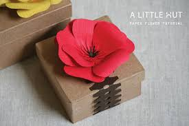How To Make Paper Flowers With Construction